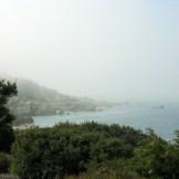 Un brouillard de mer s'installe...