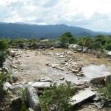 Des vestiges du néolithique