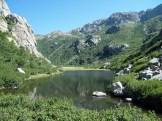 Arrivée au lac de Vitalaca