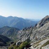 La vallée de l'Agnone