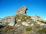 Le rocher de Pruberzulu