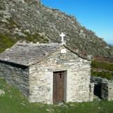 La chapelle San Ghjuvanni
