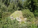 Un vieux four en pierres