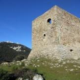 La tour et le village de Prato-di-Giovellina
