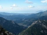 En direction d'Ajaccio