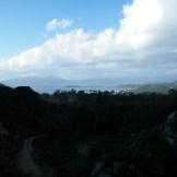 Vue sur la presqu'ile de l'Isolella
