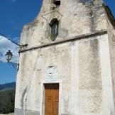 Une église en redescendant