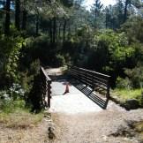 Départ des randonnées