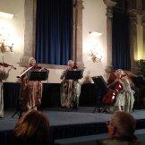 Concert de violons, les Quatre Saisons de Vivaldi