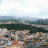 Panorama sur la ville basse de Castelsardo