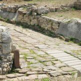 L'ancienne voie romaine