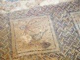 Mosaïques sur un autre site de fouille
