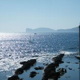 Vue sur Capo Caccia