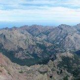 En direction de Calvi et de la vallée de l'Asco