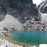 Le lac du Cintu