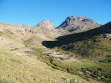 Jolie vue sur le Tafunatu (à gauche) et la Paglia Orba (à droite)