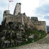 La forteresse de Klis