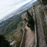 Dans la forteresse de Klis