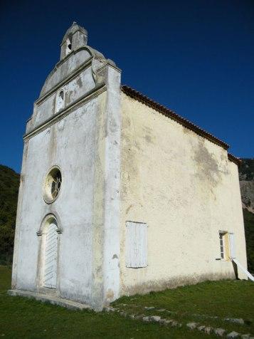Chapelle Santa Reparata de Sari d'Orcino