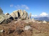 Des rochers dominos ?