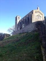 L'église de Cuttoli