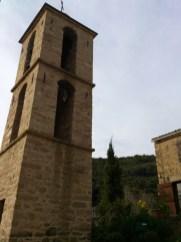 Le clocher de Villanova