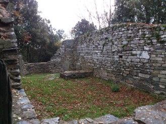 La chapelle Sant'Andria