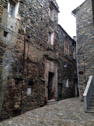 Une porte à Penta di Casinca