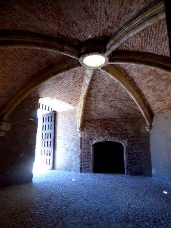 Une belle pièce dans le château