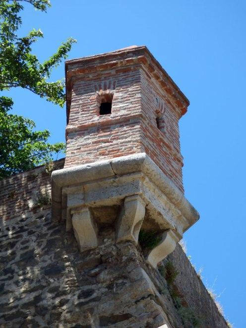 Dans le château