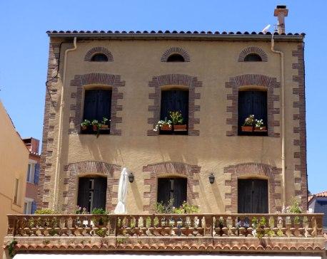 Une maison à Collioure