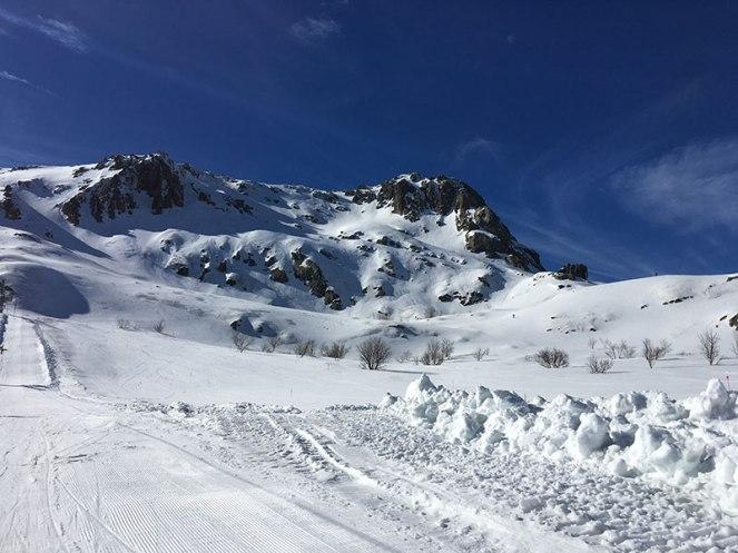 Magnifique montagne !
