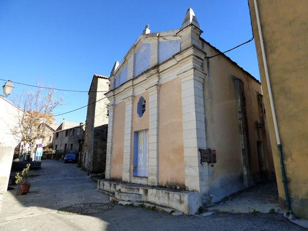 Chapelle San Rocchu