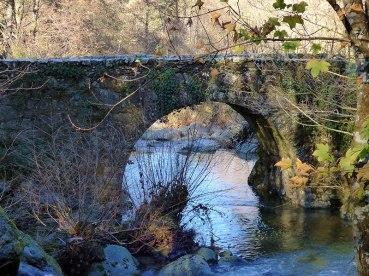 Un pont à Casanova