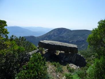 Le dolmen de San Sisto