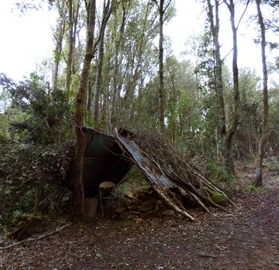 Une cabane de chasse ?