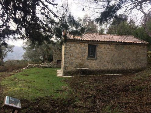 Chapelle à Ucciani