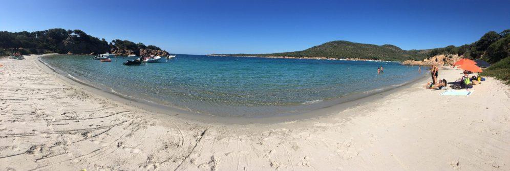 La plage de Furnellu
