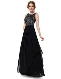 Ever Pretty Elegant Sleeveless Round Neck Evening Party Dress 4