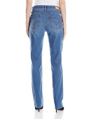 Levi's Women's 525 Perfect Waist Straight Jeans 2