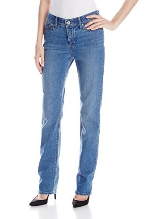 Levi's Women's 525 Perfect Waist Straight Jeans