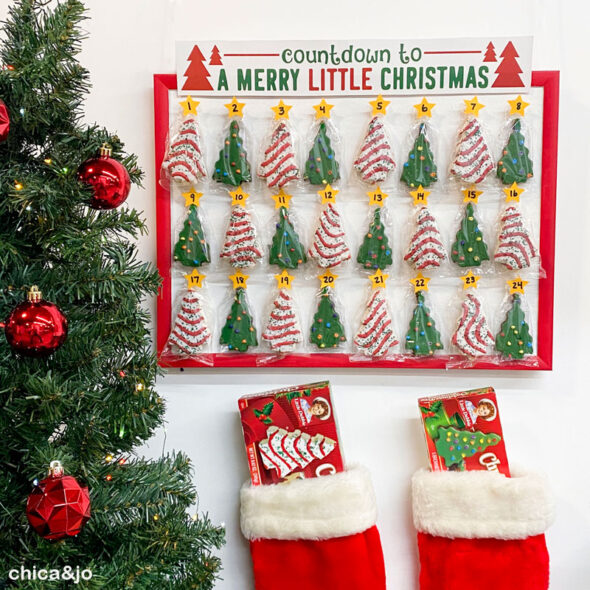 little-debbie-christmas-tree-cake-advent