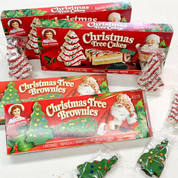 little debbie christmas tree cake advent calendar 01