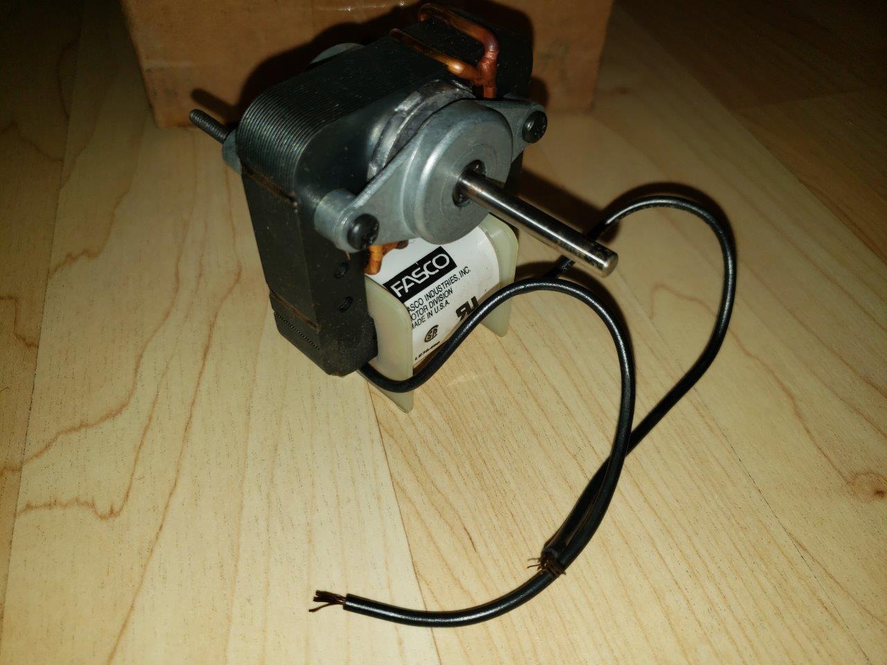 1 150 hp 120 volts 3000 rpm 1 speed