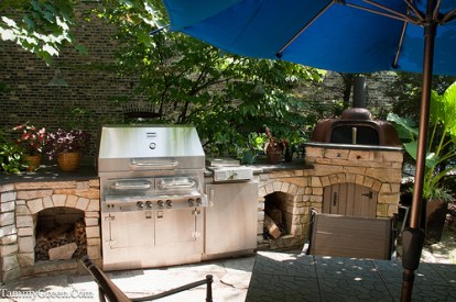 Rick Bayless | Outdoor Kitchen