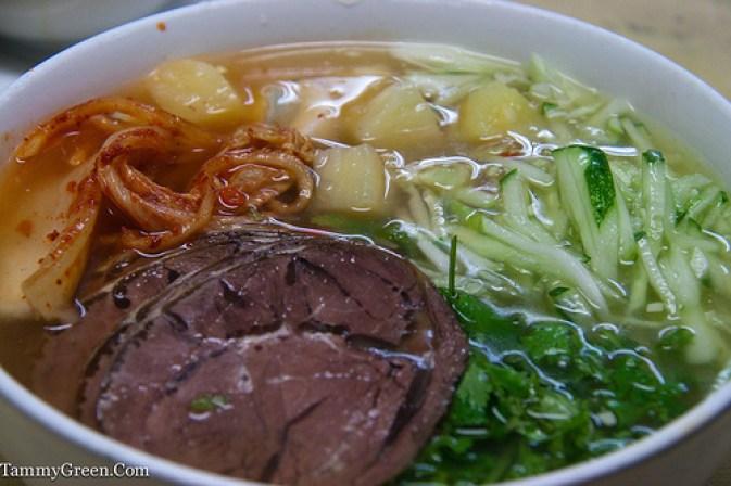 Lao Beijing   Cold Soup