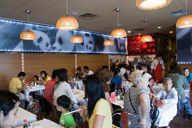 Lao Sze Chuan Dining Room