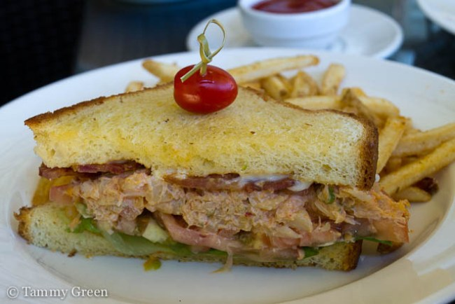 Quay | Seafood BLT
