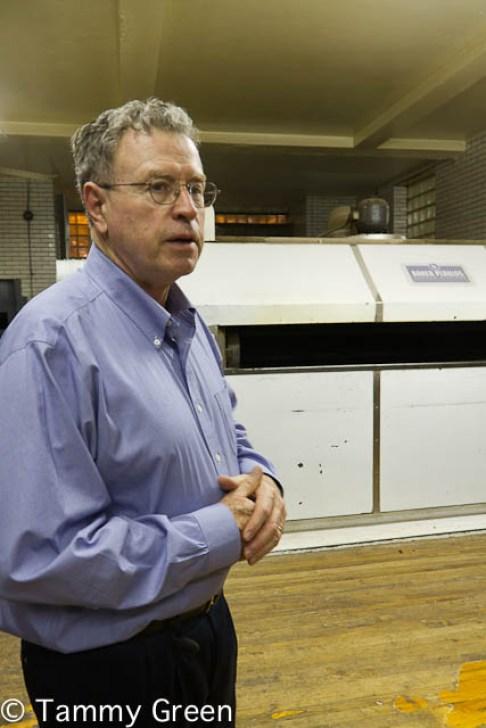 Norm Dinkel Oven