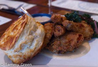 Fried Chicken   Endgrain